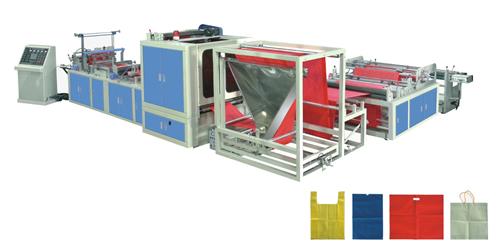 BT-500-800 全自动无纺布制袋机
