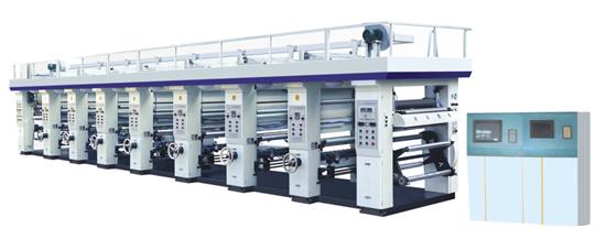 YAD-B-800-1100型全自动电脑套色中速凹版彩印机