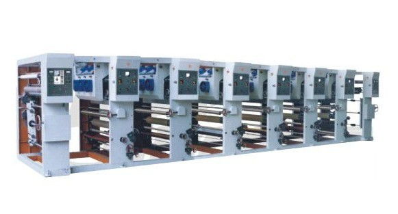 ASY-A600-1000型系列凹版印刷机