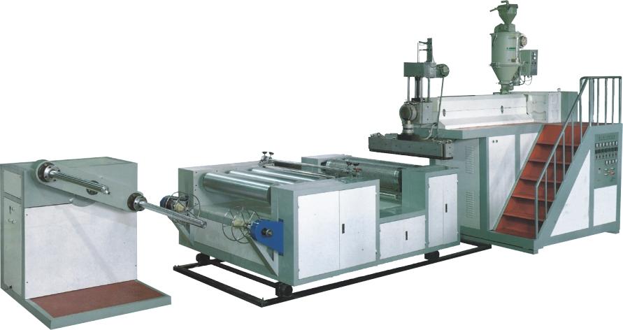 FTPE-1000-2500系列聚乙烯氣泡膜機組